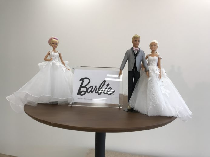 WATABE WEDDING lovers  Barbie